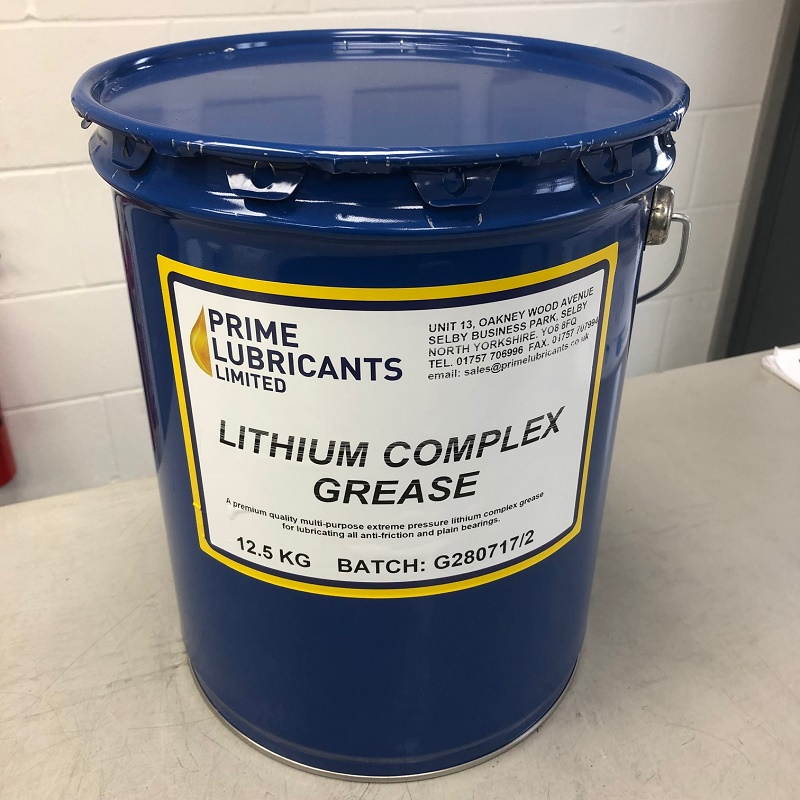 Lithium Complex EP2 Red Grease