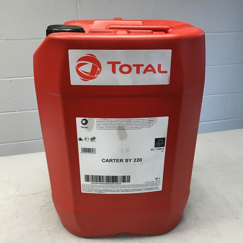 Total Carter SY 220 Gear Oil PAG