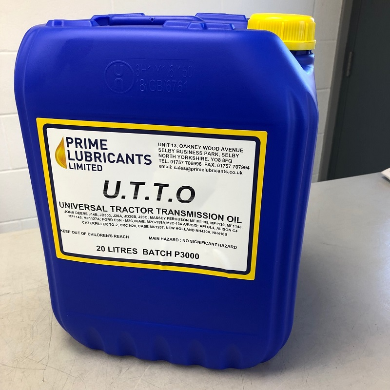 UTTO Transmission Fluid